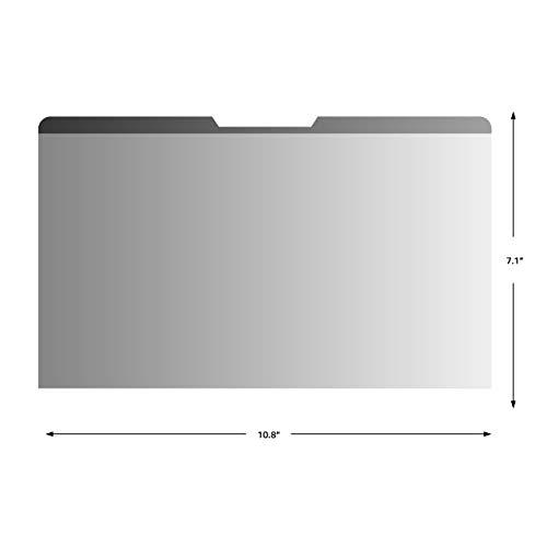 Amazon Basics - Schlanker, magnetischer Blickschutzfilter für 12 Zoll (30,48 cm) Macbook