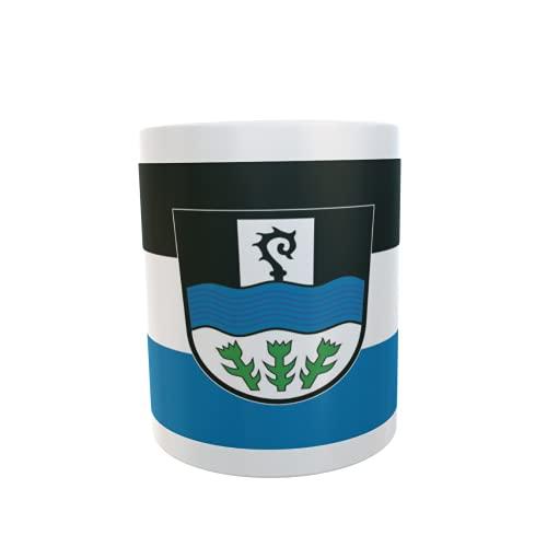 U24 Tasse Kaffeebecher Mug Cup Flagge Mitterteich