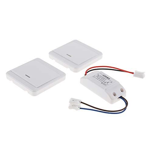 Automatischr Akustikschalter Lichtschalter Sound-Sensor Licht Wandschalter Light Sensor