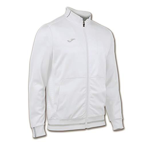 Joma Campus Sweat-shirt Blanc 2XL