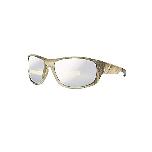AtEase Therapeutic Glasses for Anxiety, Focus, Gaming, Relaxation, Sleep, Mental Performance & Wellness - Standard Fit (Camo)