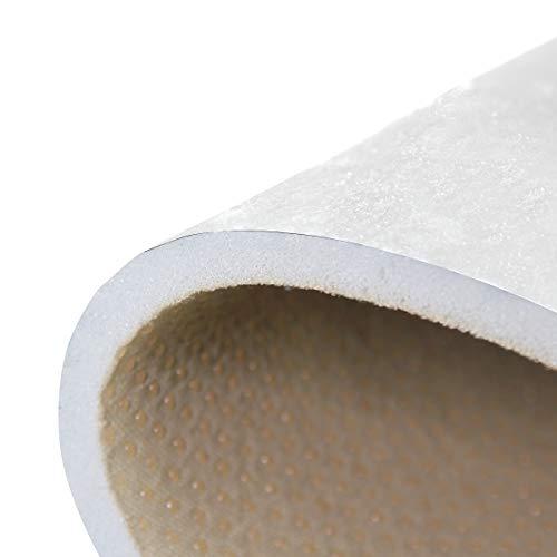 CHEHONG Alfombra de área grande para perro carlino con gafas de sol Shaggy microfibra polar coral para sala de estar dormitorios hogar suelo laminado alfombra niños, Lana coral, 2, 63 x 48 inch