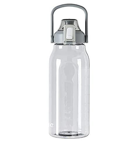 Nealpar Jarra de Agua de 1500 Ml/Botella de Gimnasia: Ideal Sin BPA para Gimnasia, Dieta, Culturismo, Deportes al Aire Libre, Senderismo y Oficina,A