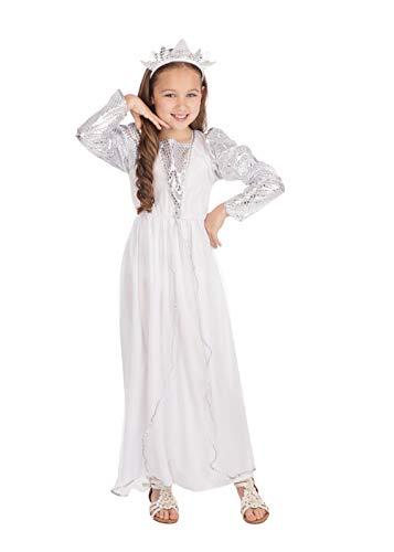 Bristol Novelty - Costume Da Fatina/Principessa Per Bambina Età 6-9 Anni