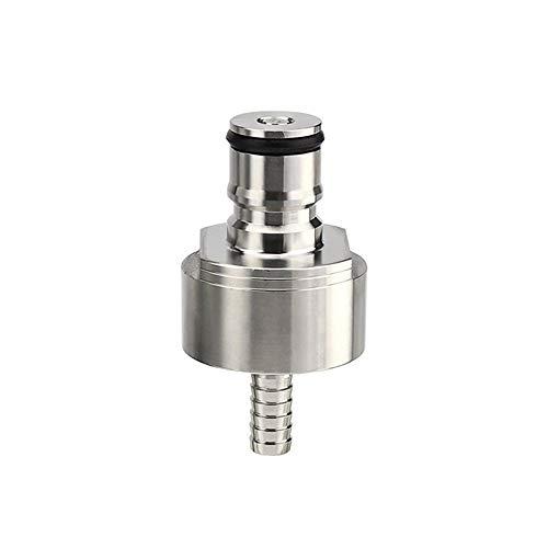 Stainless Carbonation Cap Counter Druck Flasche Füllung mit 5/16
