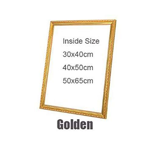 XY399 graden Familie fotolijst DIY Frame Schilderen Door cijfers buitenste Frame 40x50cm Combinatie Unieke Gift Wall Art Picture Artworks schilderij frame Home Decor