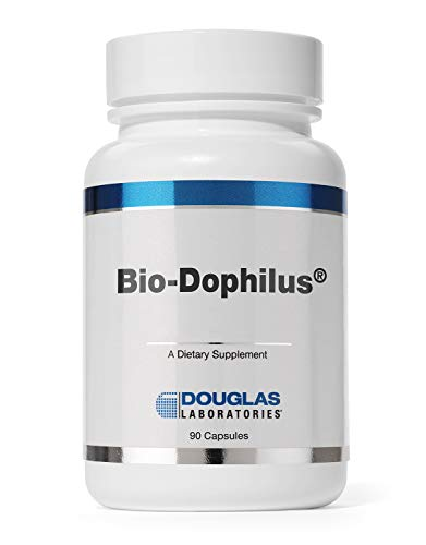 Douglas Laboratories - Bio-Dophilus - Lactobacillus Probiotics in Acid-Resistant Capsule to Support Health of Gastrointestinal Tract - 90 Capsules