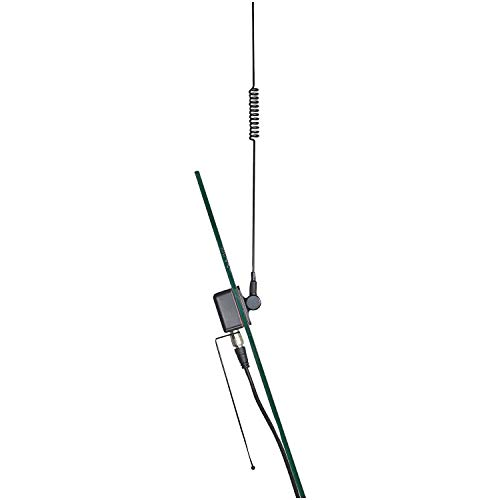 Tram Browning 1192 Dual Band Glass Mount Antenna UHF 450-470 MHz and VHF 150-154 MHz PL-259 for Icom HYT Vertex Mobiles two way radio antenna