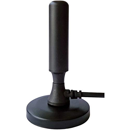 QFX ANT-23 Indoor HDTV Antenna with Magnetic Base