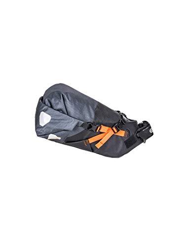 Ortlieb(オルトリーブ) バイクパッキング シートパック F9911 スレート (Bike-Packing Seat-Pack) (M) [並行輸入品]