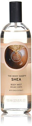 The Body Shop Body Shop Body Mist Shea 100Ml 100 ml
