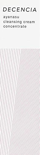 DECENCIA(ディセンシア)アヤナスクレンジングクリームコンセントレートクレンジング100gメイク落とし毛穴年齢肌乾燥肌敏感肌ケア潤い保湿セラミド