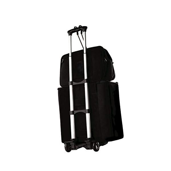 Fashion Shopping Samsonite Luggage Cart