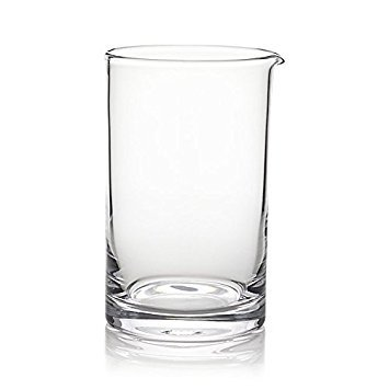 Premium Cocktail Mixing Glass (Clear)