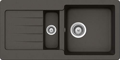 SCHOCK Spüle TYPOS D-150S-U Cristalite+ TYPD150SUGAS