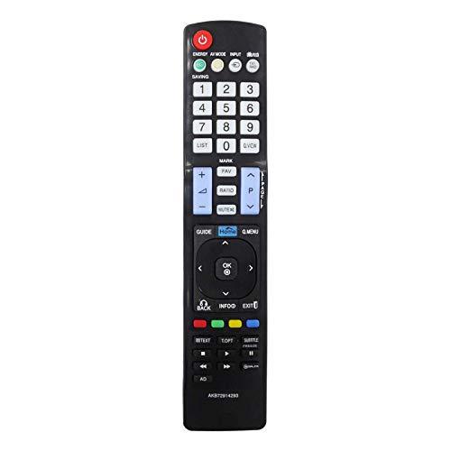 121AV AKB72914293 Ersetzen Sie die Fernbedienung für LG TV 42PT351 50PT351 42PT353 50PT353 50PV350 50PV250 60PV250