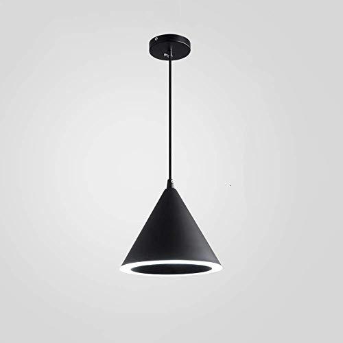 Iluminación Interior - Arte del Hierro Colgante de luz LED de Color...