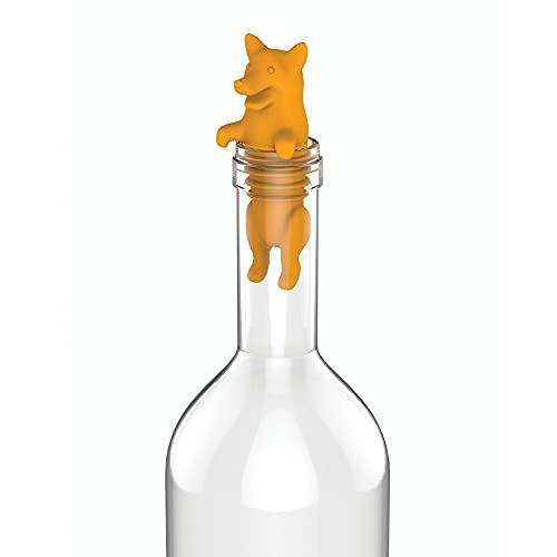 Bouchon en Silicone pour Bouteille de Vin TrueZoo - 3