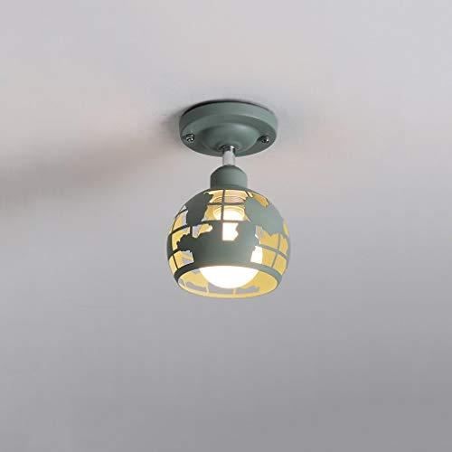 YLLN Plafonnier LED Moderne Couloir intérieur plafonnier éclairage décoratif de la Chambre des Enfants (Couleur: B)