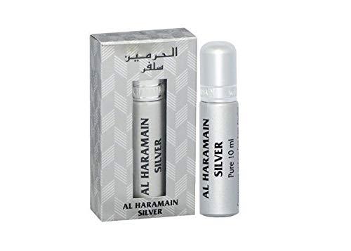 Al Haramain Silver al haramain parfum 10ml oil hochwertig*orientalisch*arabisch*oud*misk