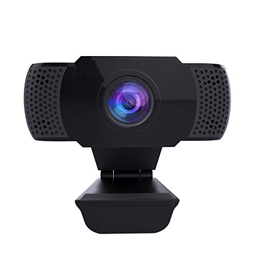 Photo of wansview Webcam with Microphone, 1080P HD PC Webcam with USB Plug and Play Web Camera for Video Calling, Online study, Conference, Recording, Gaming with Adjustable Base