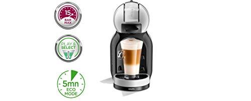 Krups Dolce Gusto Mini ME YYY3888FD Gris – Cafetera espresso y otras bebidas automáticas