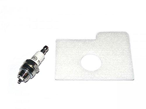 Luftfilter + Zündkerze für STIHL Motorsägen 017 018 MS 170 MS 180