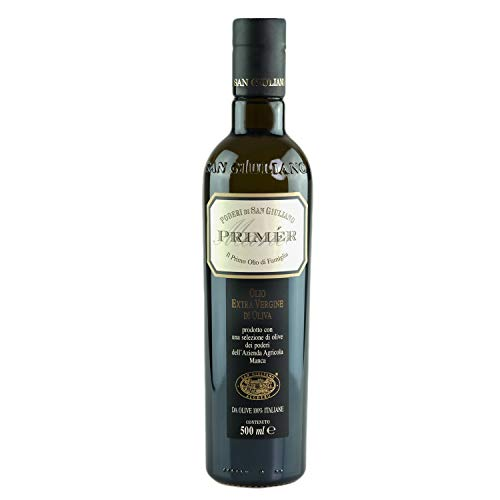 San Giuliano Olio Extra Vergine di Oliva Primér - 500 ml