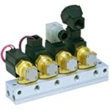 SMC vx3345V-00–5dz13Puerto Válvula de...