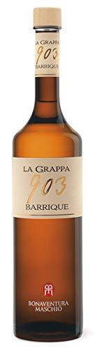 Bonaventura Maschio | Italien (Venetien) La Grappa 903 Barrique 40,0% | verschiedene weiße und rote Trauben (1x 0,7L)