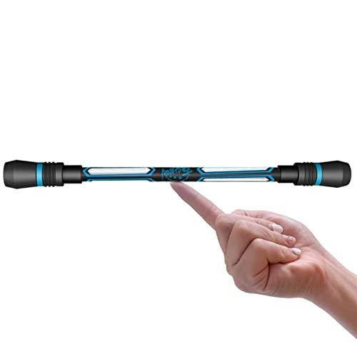 ELKeyko 4 unids Creativo Spinner Toys Adulto niños antiestress Spinning Pen plástico spinder Pluma Resistente al relevista Antideslizante Mano hilandero Juguete