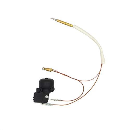 Meter Star Gas-Terrassenheizung, CE- und CSA-zugelassen, Sicherheitsset, Propan-Gas-Terrassenheizung, Reparatur-Ersatzteile, Thermokoppler und FD4-Sicherheitsschalter