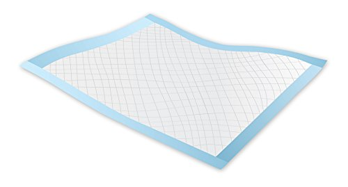 Inspire Disposable Chux Underpads, Large, 30 Inches X 30 Inches, 150 Count