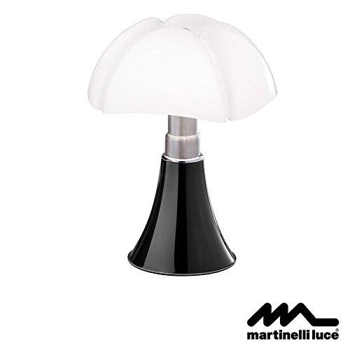 Martinelli Luce Pipistrello LED Lampe de table noir