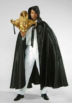Vénitienne élégant cape taille unique