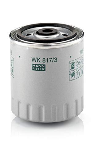 MANN-FILTER WK 817/3 X Fuel Filter