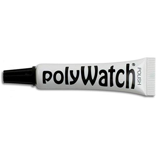 1x Poly Watch Reloj Cristal Pasta de Pulido, Reloj Cristal de polituren...