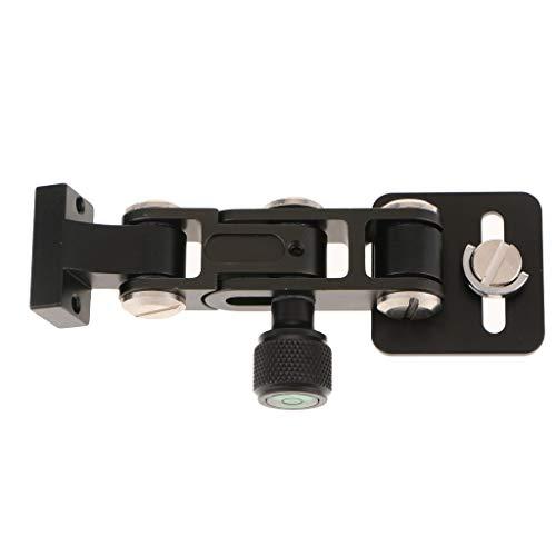3 vis paquet 9 mm de longueur FITTEST BR-9 1//4 /à 3//8 Convertir adaptateur tr/épied Manfrotto vis pour Rotule DSLR Reflex
