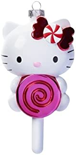 Hello Kitty Mercury Glass Ornament (Officially Licensed)