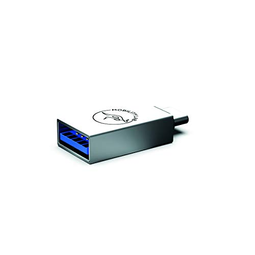 Mobility Lab USB to USB-C Adapter for MacBook, Laptop, PC, Chromebook and Other USB Type A Devices