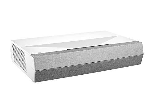 Optoma CinemaX P2 Laser-Beamer, weiß, UltraHD/4K, 3000 ANSI-Lumen, HDR