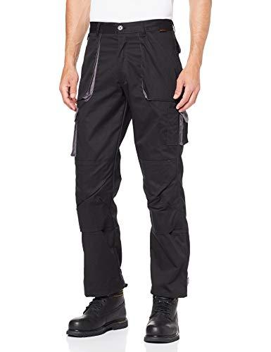 Portwest TX11 Pantalon de travail, S, Noir