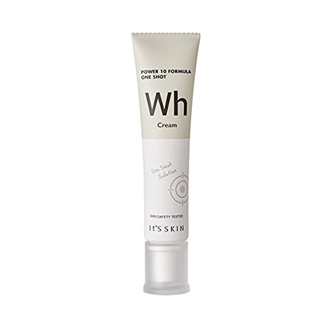 不均一伝導間違っている[New] It's Skin Power 10 Formula One Shot Cream (Wh) / イッツスキンパワー10 フォーミュラワンショットクリーム [並行輸入品]