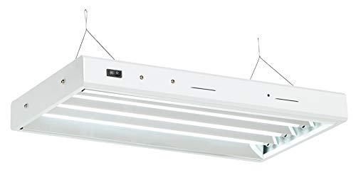 Senua Lampade tubolari per Kit di propagazione idroponica, Attacco T5, 6500K CFL, a Basso consumo