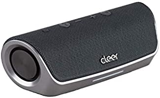 Portable Wireless Bluetooth Speaker, Take Calls with Noise Cancellation, Alexa Enabled, Water-Resistant, 15 Hours...