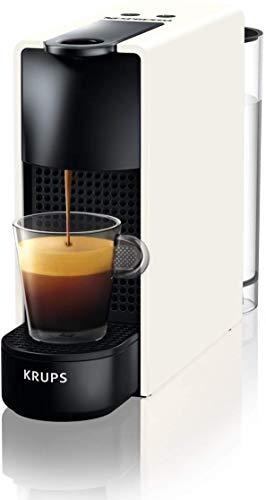 Nespresso Essenza Mini - Machine espresso à capsules - Blanc