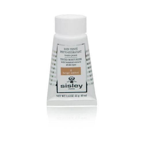 Sisley Soin Teinte Phyto-Hydratant 04 beige Amber unisex, getönte Tagespflege 40 ml, 1er Pack (1 x...