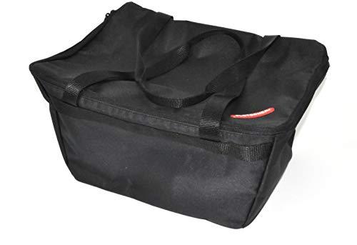 Pletscher Einlegetasche-2128310900 Einlegetasche, schwarz, 30 x 22 x 20 cm