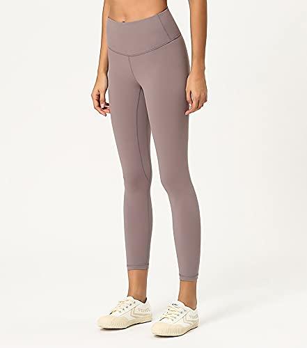 SIQI Leggings mit Taschen Hohe Taille Cropped Hose Yoga Hose für Frauen Running Active Länge Leggings für Workout Übung & Fitness-B||S