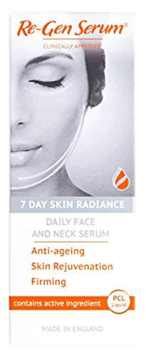 RE-GEN visage tous les jours et le sérum du cou - 50ml